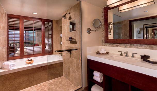 The Ritz-Carlton, Rancho Mirage: Bathroom