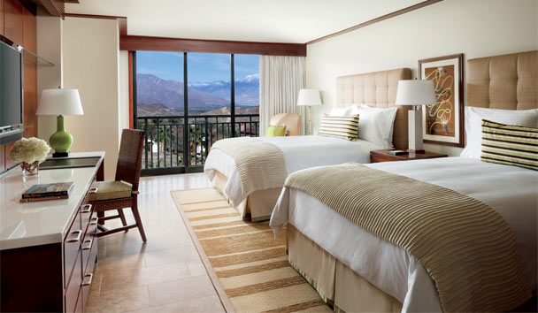 The Ritz-Carlton, Rancho Mirage: Mountain View Bedroom
