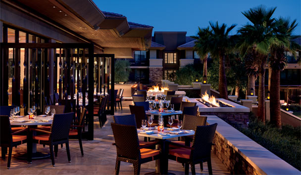 The Ritz-Carlton, Rancho Mirage: State Fare Bar and Kitchen