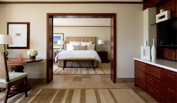 The Ritz-Carlton, Rancho Mirage: One Bedroom Suite