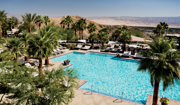The Ritz-Carlton, Rancho Mirage: Exterior Pool