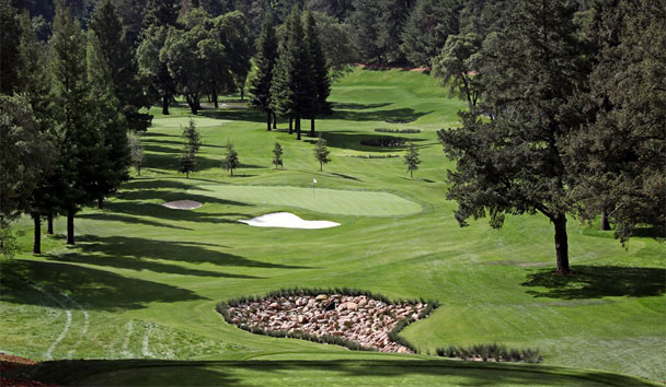 Meadowood Napa Valley: Golf