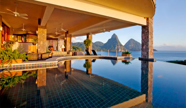Jade Mountain: Galaxy Sanctuary