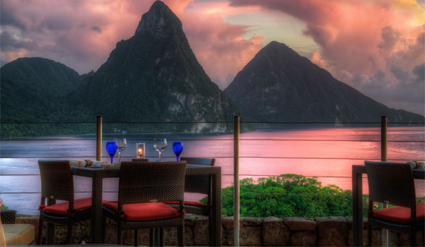 Jade Mountain: Jade Mountain Club