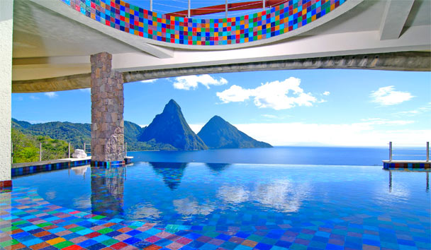 Jade Mountain: Kai En Ciel Spa