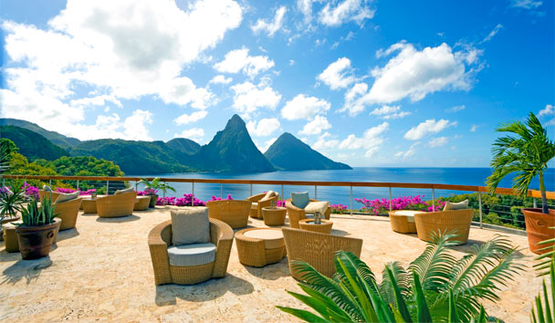 Jade Mountain: The Celestial Terrace