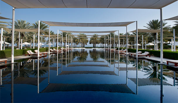The Chedi Muscat: Serai Pool