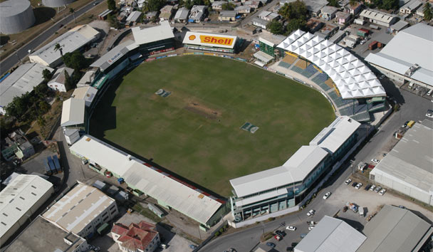Be Bowled Over By Barbados: Kensington Oval