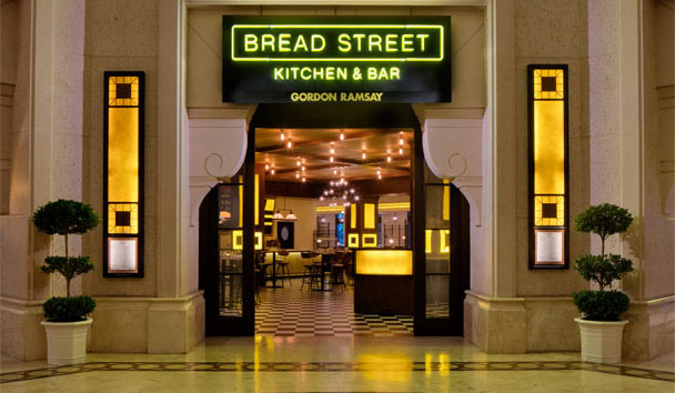 Gordon Ramsay's Bread Street Kitchen & Bar at Atlantis, The Palm