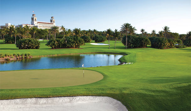The Breakers, Palm Beach: Golf Course