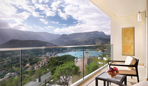Mountain views from Jumeirah Port Soller