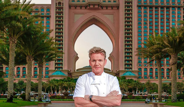 Gordon Ramsay at Atlantis, The Palm