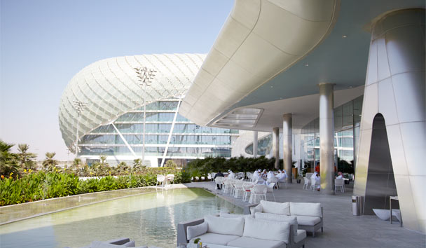 An Abu Dhabi Adventure with Etihad and Yas Viceroy