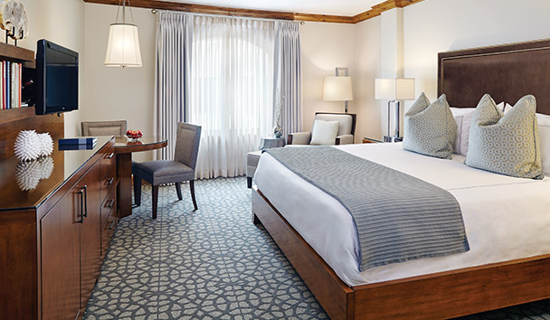The Sebastian Vail: Luxury Plaza Room