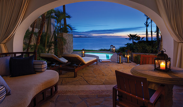 One&Only Palmilla, Los Cabos, Mexico: Ocean Front Junior Suite - Pool Area