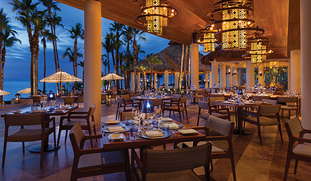 One&Only Palmilla, Los Cabos, Mexico: Agua Restaurant