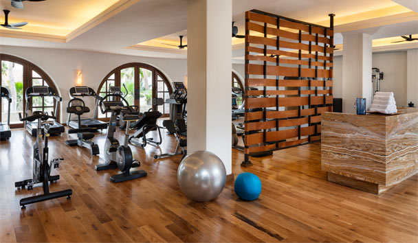 One&Only Palmilla, Los Cabos, Mexico: Fitness Centre