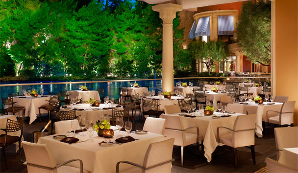 Wynn Las Vegas: SW Steakhouse