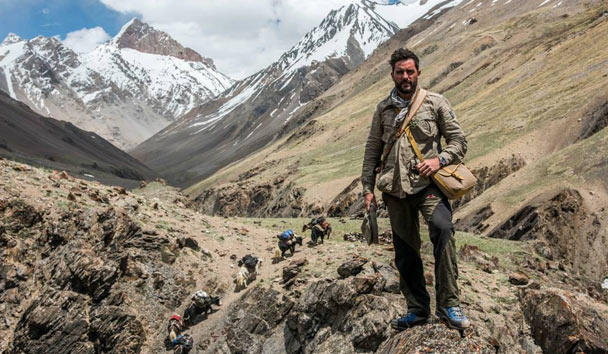Levison Wood: Trekking in the Himalayas