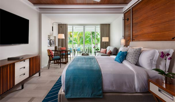 One&Only Ocean Club, Bahamas: Garden View Room