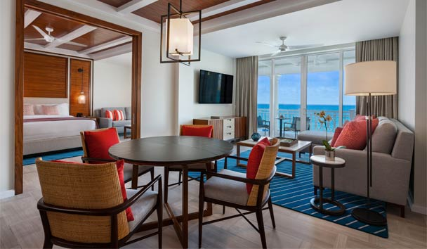 One&Only Ocean Club, Bahamas: Hartford Wing Suite Parlour