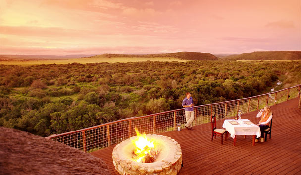 Shamwari Game Reserve: Guest Experience