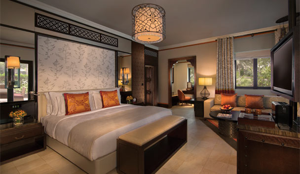 Jumeirah Dar Al Masyaf: Gulf Summer House Arabian Bedroom