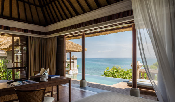 Four Seasons Resort Bali at Jimbaran Bay: Premier Villa