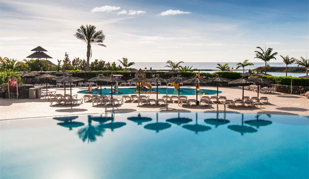 Sheraton Fuerteventura Beach, Golf and Spa Resort: Swimming Pool