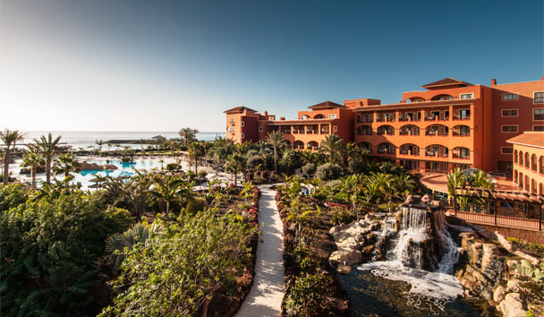 Sheraton Fuerteventura Beach, Golf and Spa Resort: Exterior