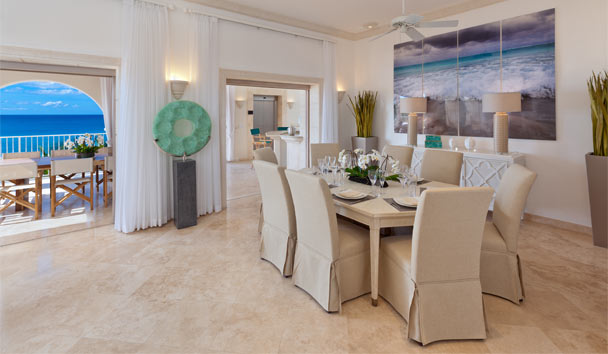 Saint Peter's Bay Luxury Resort & Residences: 5 Bedroom Penthouse
