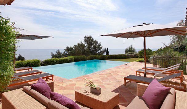 La Reserve Ramatuelle Hotel, Spa & Villas: Five Bedroom Villa
