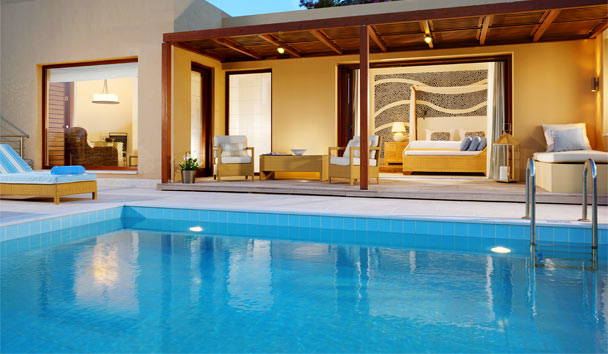 Blue Palace, A Luxury Collection Resort & Spa, Crete, Greece