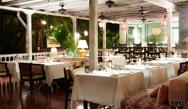 Cotton House: Veranda Restaurant
