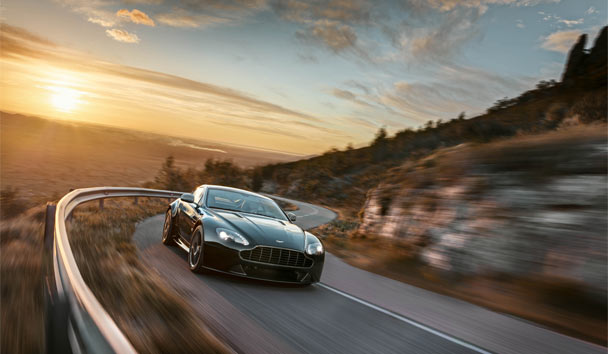 Aston Martin: Elegant Journeys