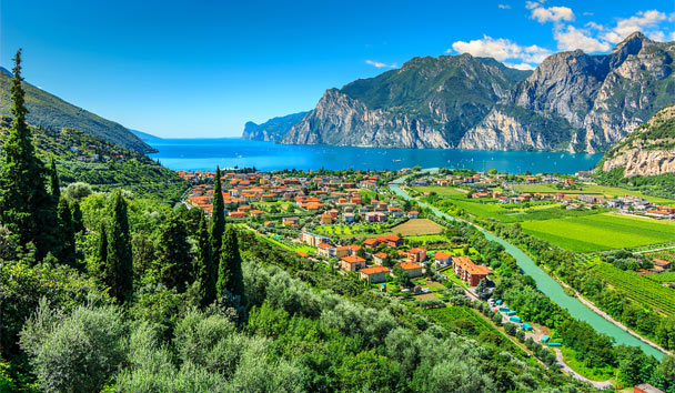 Italy Unpacked: Lake Garda