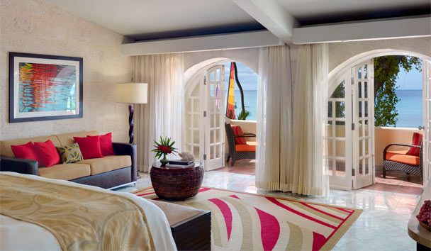 Tamarind by Elegant Hotels: Ocean View Junior Suite