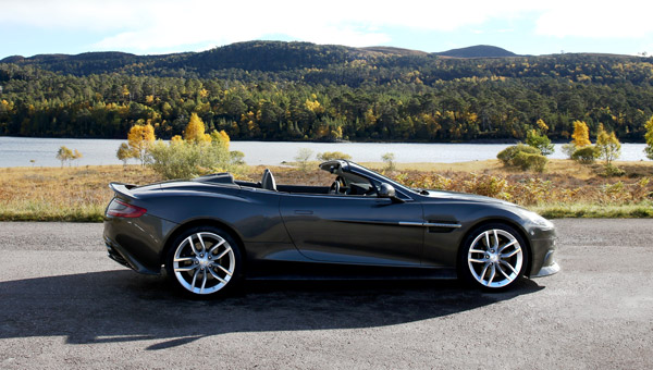 Elegant Journeys with Aston Martin