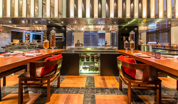 The Setai: Jaya Restaurant
