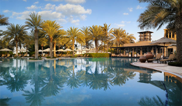 One&Only Royal Mirage, Arabian Court: Swimming Pool