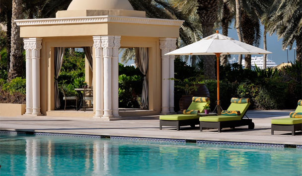 One&Only Royal Mirage, Residence & Spa: Swimming Pool