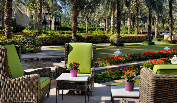 One&Only Royal Mirage, Residence & Spa: Terrace