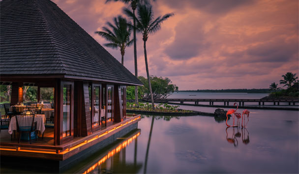 Four Seasons Resort Mauritius at Anahita: Beau Champ Restaurant