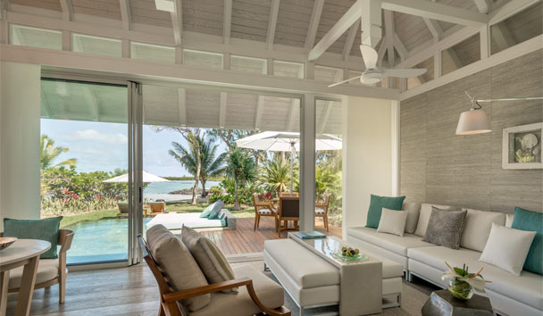 Four Seasons Resort Mauritius at Anahita: Sanctuary Beach Pool Villa