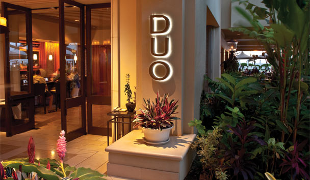 Four Seasons Resort Maui at Wailea: DUO Steak and Seafood Restaurant