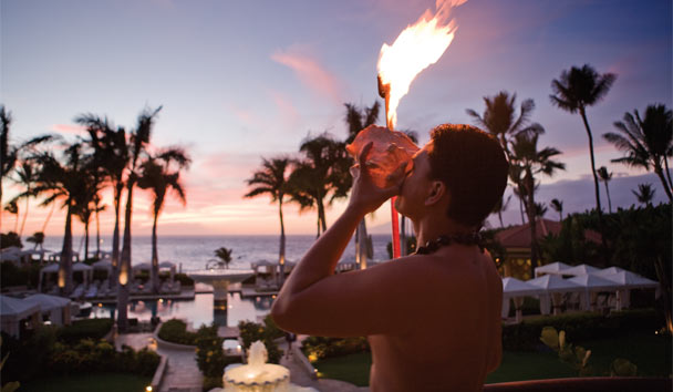Four Seasons Resort Maui at Wailea: Entertainment