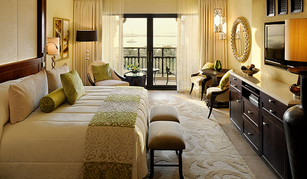 One&Only Royal Mirage, The Palace: Superior Deluxe Room