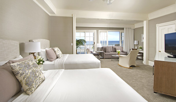 Beach Village at the Del: Junior Suite
