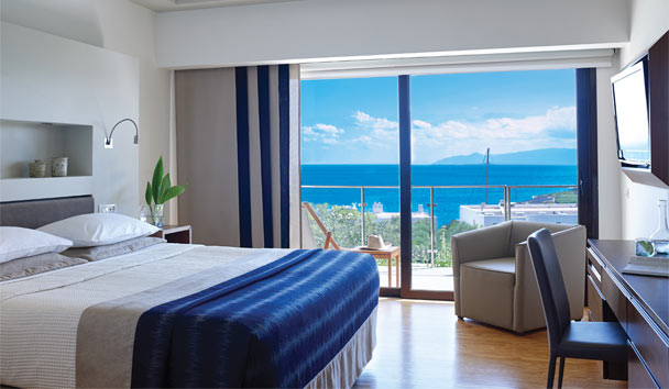 Porto Elounda GOLF & SPA RESORT: Porto Sea View Suite