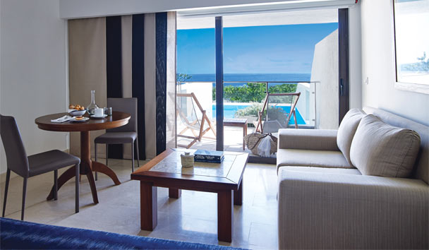 Porto Elounda GOLF & SPA RESORT: Porto Sea View Room